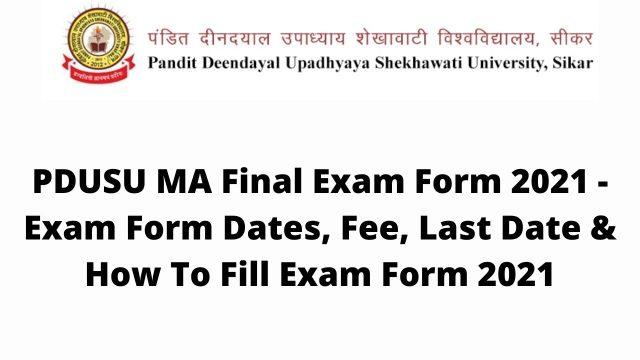 PDUSU-MA-Final-Exam-Form-2021