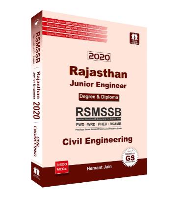 Best Books For Rsmssb Junior engineer Exam